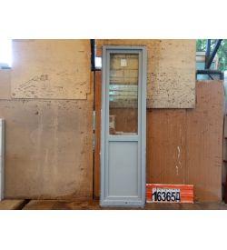 Пластиковые Двери Б/У 2330(в) х 670(ш) Балконные