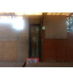 Пластиковые Двери Б/У 2850(в) х 750(ш) Балконные
