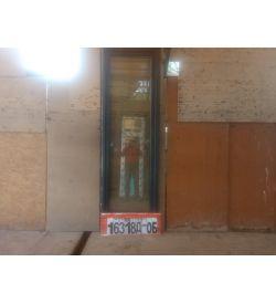 Пластиковые Двери Б/У 2340(в) х 750(ш) Балконные Неликвид