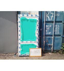 Пластиковые двери 2000(в) х 1000(ш) Балконные Готовые Сэндвич-панель Proplex