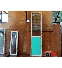Пластиковые Окна 2590(в) х 650(ш) REHAU