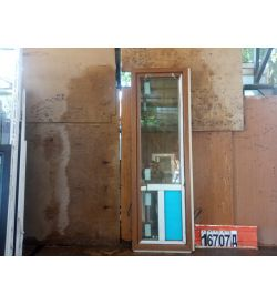 Пластиковые Двери 2180(в) х 700(ш) Балконные REHAU