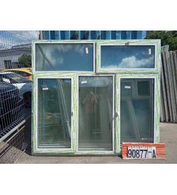 Пластиковые Окна 2050(в) х 2300(ш)