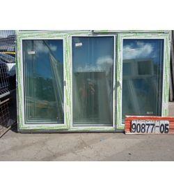 Пластиковые Окна 1490(в) х 2300(ш)