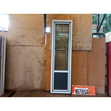 Пластиковые Двери 2360(в) х 660(ш) Балконные КБЕ