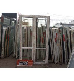 Пластиковые Двери 2300(в) х 1350(ш) КБЕ Штульповые Балконные