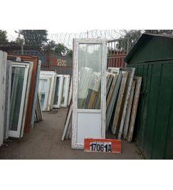 Пластиковые Двери 2300(в) х 700(ш) Балконные КБЕ