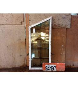 Пластиковые Окна 1780(в) х 750(ш) КБЕ Трапециевидные