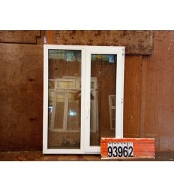 Пластиковые Окна БУ 1500(в) х 1120(ш)
