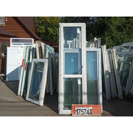 Двери Пластиковые 2460(в) х 730(ш) Балконные