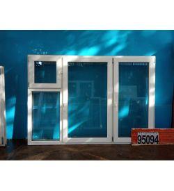 Пластиковые Окна Б У 1450(в) х 2080(ш)