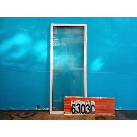 Рамы Пластиковые Б/У 1390(в) х 570(ш) с стеклопакетом