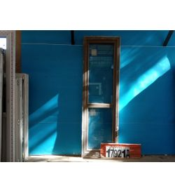 Двери Пластиковые Б/У 2250(в) х 700(ш) Балконные