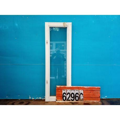 Рамы Пластиковые Б/У 1350(в) х 450(ш) с стеклопакетом