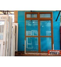Двери Б/У Пластиковые 2580(в) х 1740(ш) Балконные
