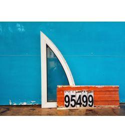 Пластиковые Окна Б/У 920(в) х 440(ш)
