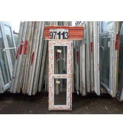 Пластиковые Окна 1420(в) х 480(ш)
