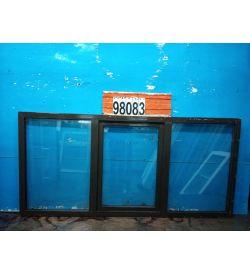 Пластиковые Окна Б/У 1130(в) х 2380(ш)
