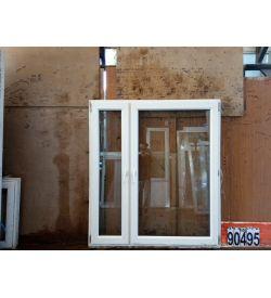 Пластиковые Окна БУ 1590(в) х 1430(ш)