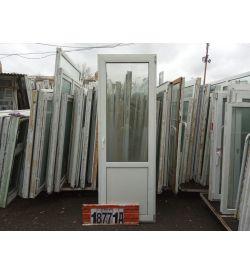 Пластиковые Двери 2230(в) х 770(ш) Балконные