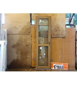 Пластиковые Двери 2320(в) х 670(ш) Балконные