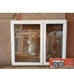 Пластиковые Окна БУ 1440(в) х 1760(ш)