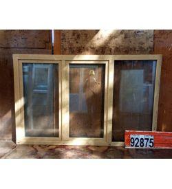Пластиковые Окна БУ 1450(в) х 2270(ш) Штульповые Неликвидные