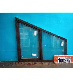 Пластиковые Окна Б/У 1560(в) х 1700(ш) REHAU Трапециевидные