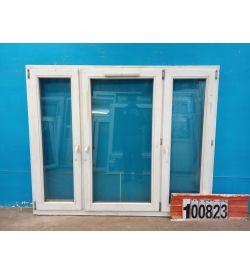 Деревянные окна Б/У 1460(в) х 1770(ш)