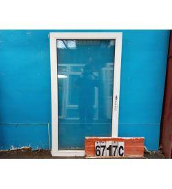 Рамы ПВХ Б/У 1540(в) х 840(ш) с стеклопакетом