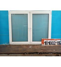 Пластиковые Окна Б/У 1330(в) х 1660(ш)