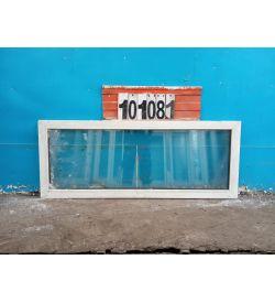 Пластиковые Окна Б/У 600(в) х 1530(ш)