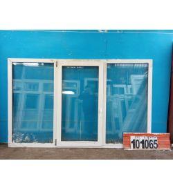 Пластиковые Окна Б/У 1460(в) х 2350(ш)