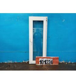 Пластиковые Окна Б/У 1520(в) х 570(ш)