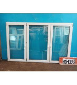 Пластиковые Окна Б/У 1430(в) х 2300(ш)