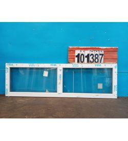 Пластиковые Окна БУ 520(в) х 1730(ш) VEKA