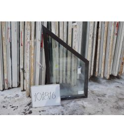 Пластиковые Окна 1490(в) х 850(ш) VEKA Трапециевидные