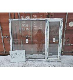 Пластиковые Окна 1530(в) х 1880(ш)