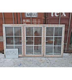 Пластиковые Окна 1420(в) х 2660(ш)
