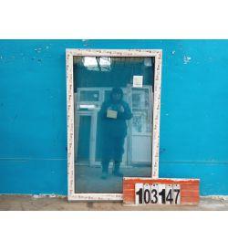 Пластиковые Окна 1470(в) х 900(ш) KBE