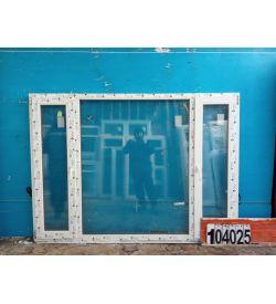 Пластиковые Окна 1470(в) х 2060(ш)