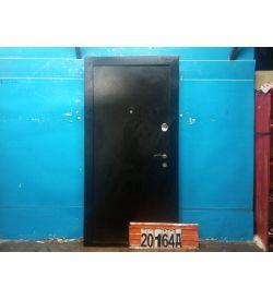 Двери Металлические Б/У 2070(в) х 970(ш) Входные