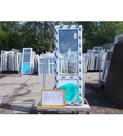 Пластиковые Двери 2000(в) х 700(ш) Балконные Готовые Стекло/Сэндвич PROPLEX