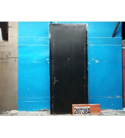 Двери Металлические Б/У 2360(в) х 950(ш) Входные