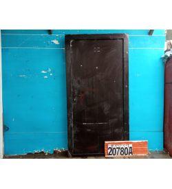 Металлические Двери Б/У 2060(в) х 960(ш) Входные