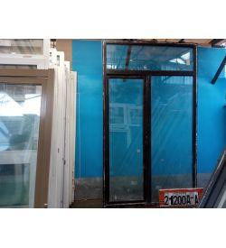 Пластиковые Двери Б/У 2640(в) х 1570(ш) Балконные