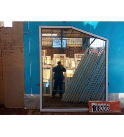 Пластиковые Окна 2020(в) х 1650(ш) REHAU Трапециевидные