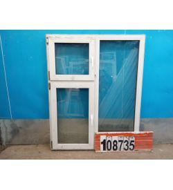 Пластиковые Окна Б/У 1460(в) х 1160(ш)