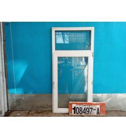 Пластиковые Окна Б/У 1800(в) х 860(ш)