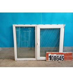 Пластиковые Окна БУ 1060(в) х 1440(ш) Неликвид